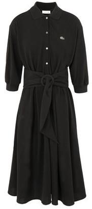 Lacoste 3/4 length dress