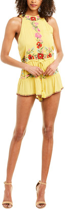Raga Blooming Lotus Romper