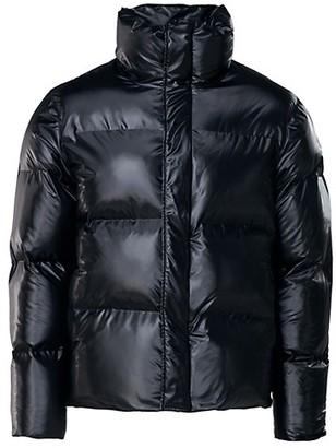 Rains Boxy Insulated Puffer Jacket