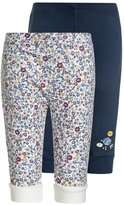 Mothercare PLAIN JOGGERS BABY 2 PACK Trousers navy