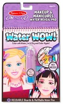 Melissa & Doug Makeup & Manicures Water Wow® Water Reveal Pad