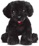 Melissa & Doug Benson Black Lab Plush