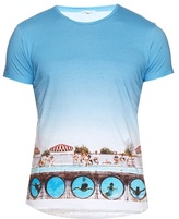Orlebar Brown OB T photographic-print cotton T-shirt