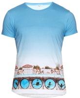 Orlebar Brown Ob T Photographic-print Cotton T-shirt