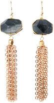 pannee Gold-Tone Tassel Earrings