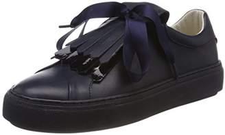 Marc O'Polo Women's Sneaker 80214403502102 Trainers, Orange (Apricot 271)