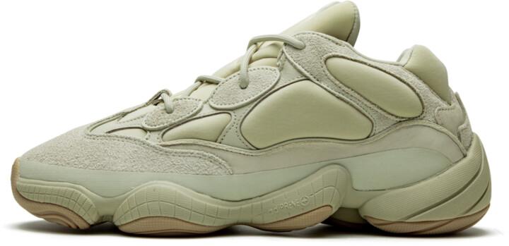 Adidas Yeezy 500 'Stone' Shoes - Size 4