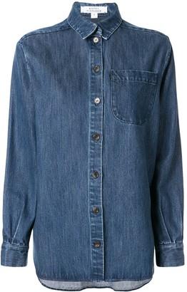 Ksenia Schnaider Button Denim Shirt