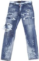 DSQUARED2 Cool Guy Blue Denim Jeans