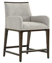 "Lexington MacArthur Park Bar & Counter Stool Seat Height: Counter Stool (24"" Seat Height)"
