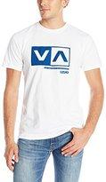 RVCA Men's Cut Out Box T-Shirt
