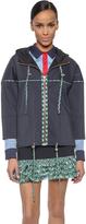 Carl Gross Hooded Jacket