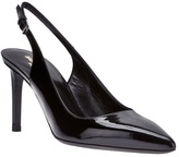 Saint Laurent slingback heel pump