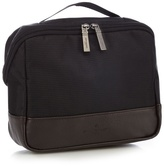 Jeff Banks Black Fold Out Wash Bag