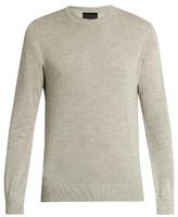 Lanvin Crew-neck Cashmere Sweater