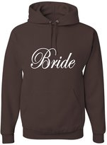 Go All Out Screenprinting Adult Bride Bridal Party Wedding Sweatshirt Hoodie