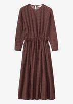 Toast Daisy Print Dress