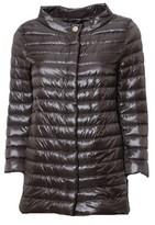 Herno Women's Brown Polyamide Down Jacket.