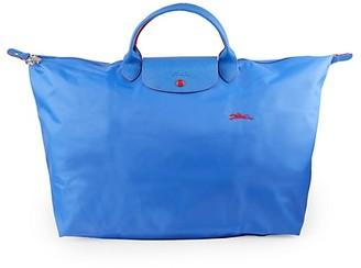Longchamp Le Pliage Club Foldable Nylon Top Handle