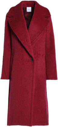 Agnona Alpaca And Cashmere-blend Coat