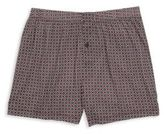 Hanro Modern Knit Boxer Shorts