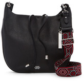 Vince Camuto Suzet Guitar Strap Leather Hobo