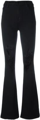 J Brand 'Maria' flared jeans