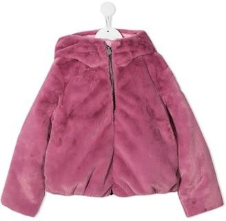 Moncler Enfant Reversible Puffer Jacket