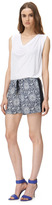 Rebecca Taylor Star Flower Shorts