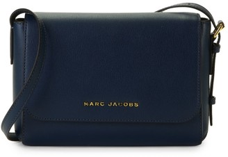 Marc Jacobs Medium Commuter Leather Crossbody Bag