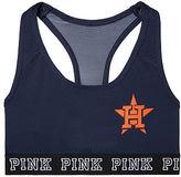 PINK Houston Astros Ultimate Racerback Bra