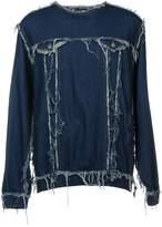Andrea Crews Denim shirts
