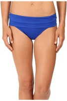 Jantzen Solids Shirred Waist Bottom