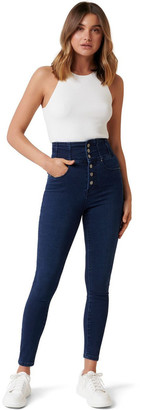 Forever New Sophie High Rise Sculpting Jeans