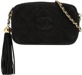 Chanel Pre Owned 1992 CC tassel shoulder bag