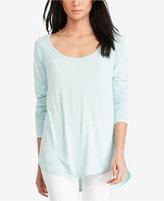 Polo Ralph Lauren Jersey Scoop Neck T-Shirt