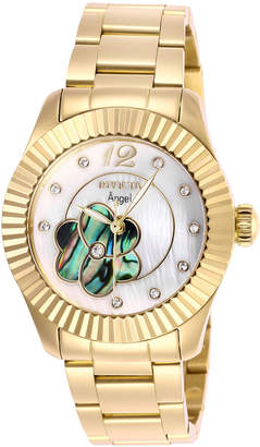 Invicta 27440 Gold-Tone Angel Watch