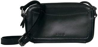 Lodis Audrey Arabella Crossbody (Black/Black) Handbags