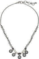 Lucky Brand Bone Collar Necklace