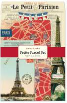 Cavallini & Co. 12-Pack Petite Vintage Paris Parcel Set