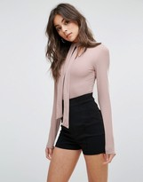 Fashion Union Long Sleeve Body