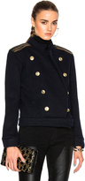 Pierre Balmain Cropped Jacket