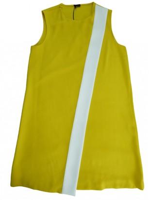 Joseph Yellow Dress for Women