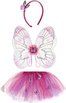 Monsoon Papillon Butterfly Dress Up Set