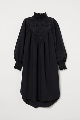 H&M Embroidered-detail Tunic