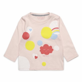Esprit Baby Girls' Long Sleeve Tee-Shirt Longsleeve T
