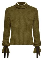J.w.anderson Chunky Knit Sweater
