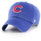 '47 Women's Clean Up - Chicago Cubs Baseball Cap - Blue