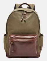 Fossil Estate Grey Backpack