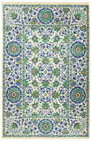 Solo Rugs Suzani Hand-Knotted Wool Rug